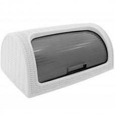Хлебница Dunya Plastik 05330, Белый