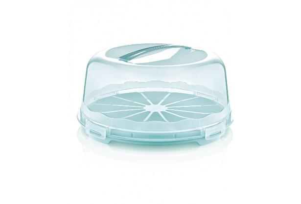 Тортовница пластиковая круглая Dunya