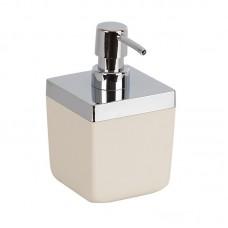Дозатор для жидкого мыла 0,44 л Toskana Prima Nova M-SA09, Бежевый