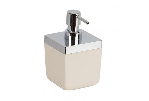 Дозатор для жидкого мыла 0,44 л Toskana Prima Nova M-SA01, Бежевый