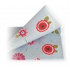 Чехол для гладильной доски 130х46 см Цветы