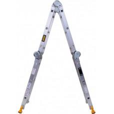 Лестница трансформер алюминиевая 4х3 Aloft MLA-43