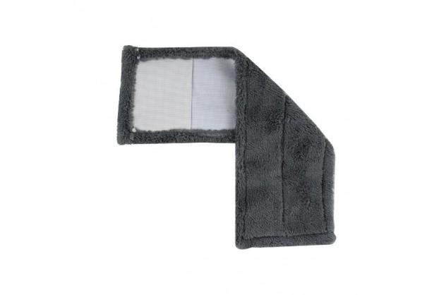 Насадка на швабру из микрофибры DUO Feniks, Серый