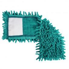 Насадка на швабру из микрофибры лапша Feniks, Бирюзовый