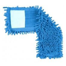 Насадка на швабру из микрофибры лапша Feniks, Голубой