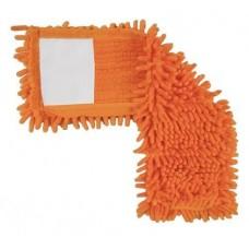 Насадка на швабру из микрофибры лапша Feniks, Оранжевый