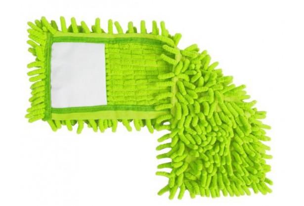 Насадка на швабру из микрофибры лапша Feniks, Салатовый