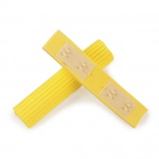 Запасная мягкая губка для швабры бабочка, Желтый