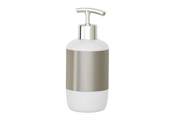 Дозатор для жидкого мыла 0,45 л Lima Prima Nova M-E17, Белый