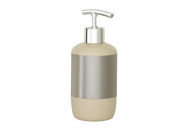 Дозатор для жидкого мыла 0,45 л Lima Prima Nova M-E17, Бежевый