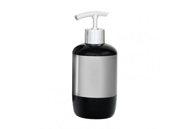Дозатор для жидкого мыла 0,45 л Lima Prima Nova M-E17, Черный