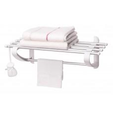 Полка для полотенец Prima Nova M-B12, Белый