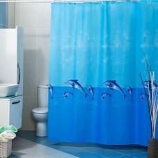 Шторка для ванной Дельфины Miranda