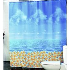 Шторка для ванной Морская Свежесть Miranda